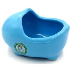 HAMSTER BATHTUB (BLUE) BWMH25BU