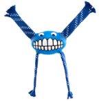 FLOSSY GRINZ ORALCARE TOY (BLUE) (MEDIUM) RG0FGR03B