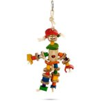 BIRD TOY-  SCARECROW BT05551