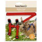 NYLON HARNESS FOR RABBITS (ASSORTED) BT0810980