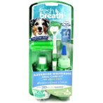 FRESH BREATH ADVANCE WHITE ORAL CARE KIT - SMALL DOG FB-COMBOADV-S