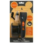EASY TRIM CORDLESS PET CLIPPERS RFC0ETPC