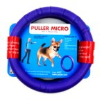 PULLER MICRO DOG TRAINING RING (12.5cm) (2 pieces) CLC06489