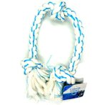 DENTAL ROPE BONE (BLUE) 72cm IDS0WB15420B