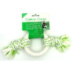 NYLON RING DENTAL ROPE TUG (GREEN) IDS0WB15427G