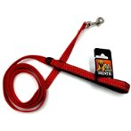 REFLECTIVE DOG LEASH (RED) (MEDIUM) BWDL1730RDM