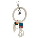 COTTON BIRD TOY - SIRKO (MEDIUM) BT05556