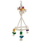 COTTON BIRD TOY - SWIGGY BT05558