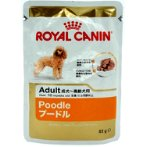 POODLE ADULT (IN POUCH) 85g RC00165