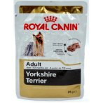 YORKSHIRE TERRIER ADULT (IN POUCH) 85g RC00144