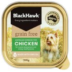 CHICKEN (GRAIN FREE) FOR DOGS 100g MP0BHC101