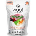FREEZE DRIED RAW WILD BRUSHTAIL FOR DOG 1.2kg NZ-106