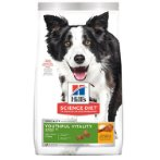 CANINE ADULT 7+ YOUTHFUL VITALITY 21.5lbs 10774