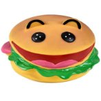 LATEX TOY - BURGER (BROWN) YT99307