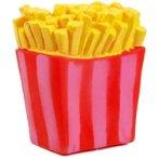 LATEX TOY - FRENCH FRIES (RED) YT99308