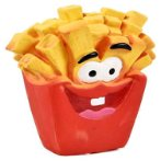 LATEX TOY - STEAK FRIES (RED) YT99309