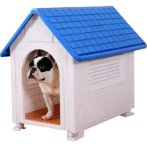 PET VILLA / HOUSE (BLUE) YE99128