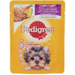PUPPY CHICKEN, LIVER & EGG LOAF WITH VEGETABLE (POUCH) 80g 100915981