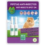 ANTI-INSECTS SPOT ON (FLEA & TICK) FOR CATS LBG054118MFG064