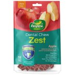 DENTAL CHEW ZEST PETITE APPLE 2.5 INCH - 150g HPD131