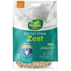DENTAL CHEW ZEST PETITE MILK 2.5 INCH - 150g HPD141