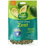 DENTAL CHEW ZEST PETITE AVOCADO 2.5 INCH - 150g HPD161