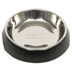 CATIT 2.0 FEEDING DISH SINGLE BLACK 200ml 43871