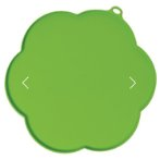 CATIT 2.0 FLOWER SHAPE PLACEMAT GREEN MEDIUM 44010