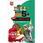 FIVE FRUITS BLEND FOR COCKATIEL 1kg MB202