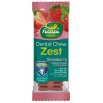DENTAL CHEW ZEST STRAWBERRY 4 INCH HPD112