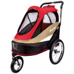 HAPPY BICYCLE PET TRAILER (RED) (91x62x95cm) BWIBIFS980R