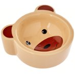 SMALL ANIMAL TEDDY BOWL EDNA073