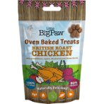 OVEN BAKED TREATS - CHICKEN (DOGS) 130g FC0LBPD130C
