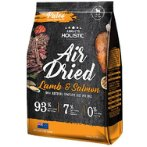AIR DRIED LAMB & SALMON FOR DOG 1kg AD-2072