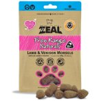 FREEZE DRIED LAMB & VENISON FOR DOG & CAT 100g ZLCFDLV100