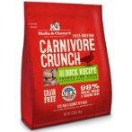 FREEZE DRIED RAW CARNIVORE CRUNCH - DUCK FOR DOGS 3.25oz SC-CC-D3
