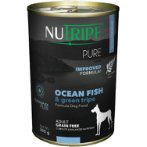 PURE OCEAN FISH & GREEN TRIPE FOR DOGS 390g NUT3761