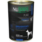 PURE BRUSHTAIL & GREEN TRIPE FOR DOGS 390g NUT3766