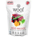 FREEZE DRIED RAW VENISON DOG FOOD 280g NZ-489