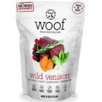 FREEZE DRIED RAW VENISON DOG TREATS 50g NZ-472