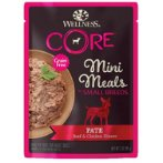 SMALL BREED MINI MEALS PATE - BEEF & CHICKEN FOR DOGS 3oz WN-SBMMBC