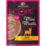 SMALL BREED MINI MEALS PATE - CHICKEN ENTREE FOR DOGS 3oz WN-SBMMCH