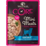 SMALL BREED MINI MEALS CHUNKY CHICKEN & TUNA IN GRAVY FOR DOGS 3oz WN-SBMMCTN