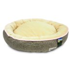 ROUND PET BED (GREY) (LARGE) YF98679GYL