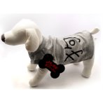 SWEAT SHIRT - DOG DOG (GREY) (MEDIUM) (30cm) SS0TK034GYM