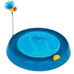 PLAY CIRCUIT BALL WITH CATNIP MASSAGER 43001