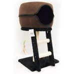 2 TIER WITH HOME & LADDER (BROWN) YS100825