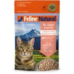 FREEZE DRIED LAMB & SALMON FOR CATS 320g F918001