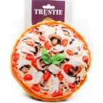 PLUSH TOY - PIZZA (BROWN) YT101635
