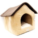 PET HOUSE (BROWN) (MEDIUM) YF100612BN